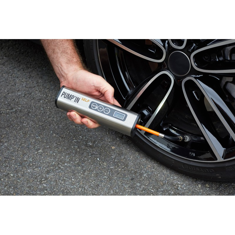 Pump'in SELF - mini compresseur sur batterie