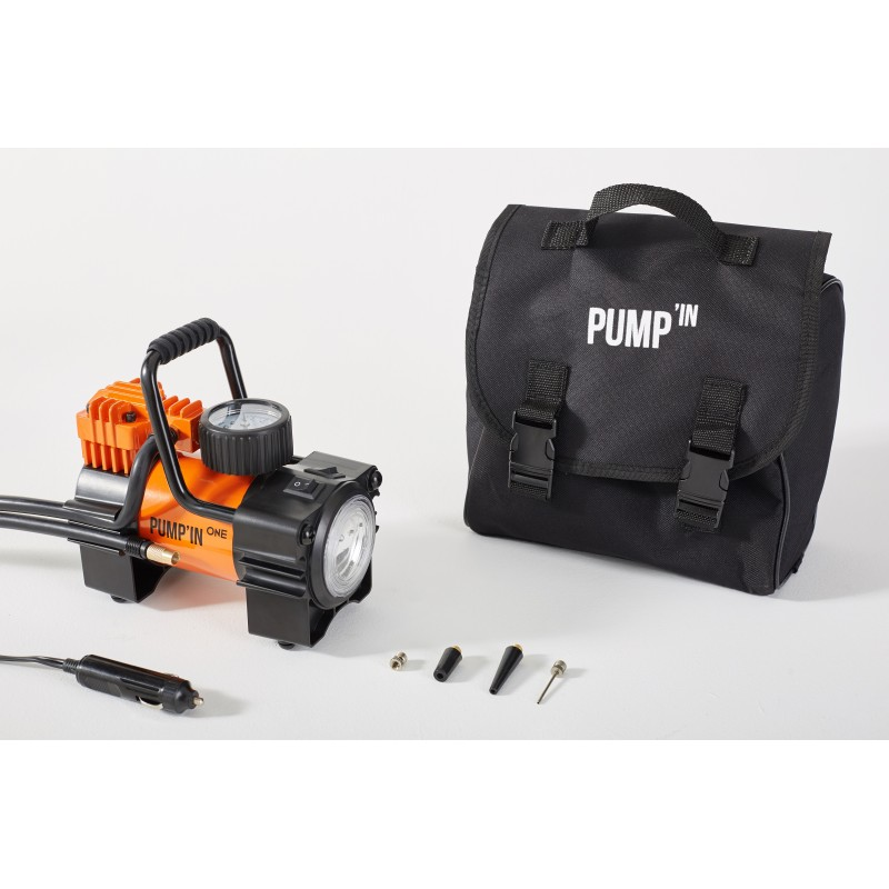 PUMP'IN ONE mini-compresseur