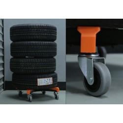 Tyre / Wheel trolley